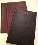 Large Leather Diaries