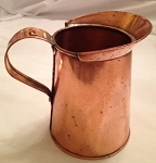 Little Copper Pitcher